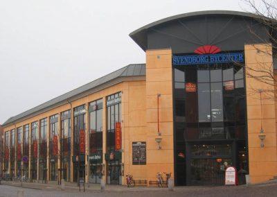 Mka Ejendomme, Svendborg Bycenter